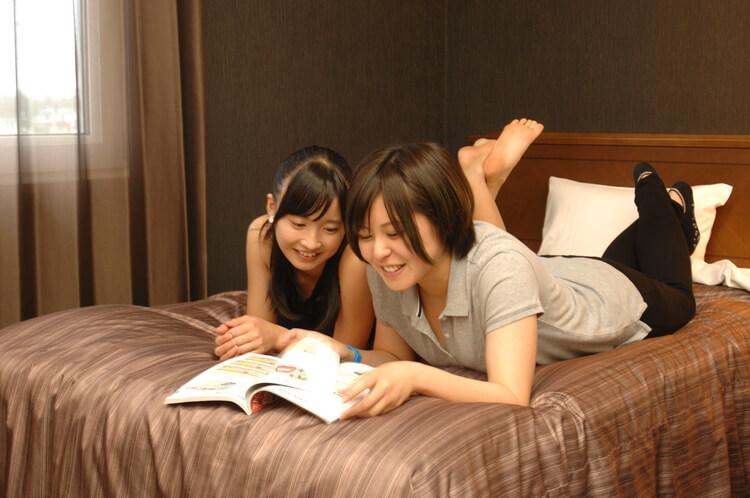 一関ファーストドライビングスクールホテルプランがある教習所特集用写真