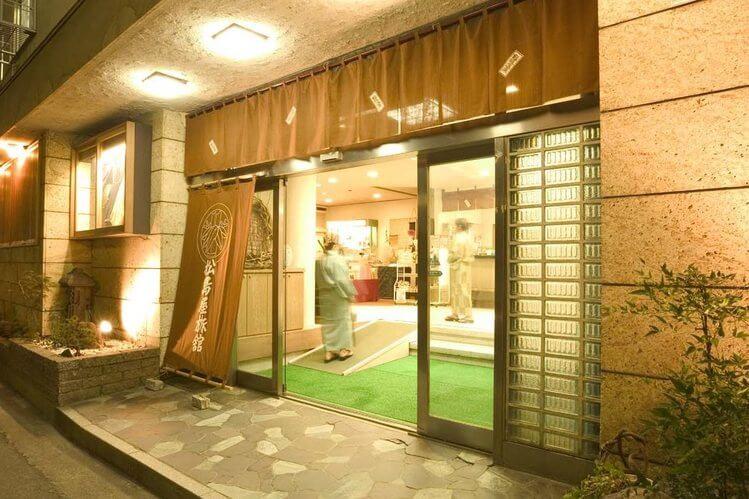 飯坂温泉 松島屋旅館 写真