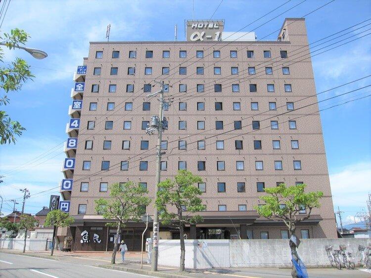 ホテルアルファーワン酒田 写真