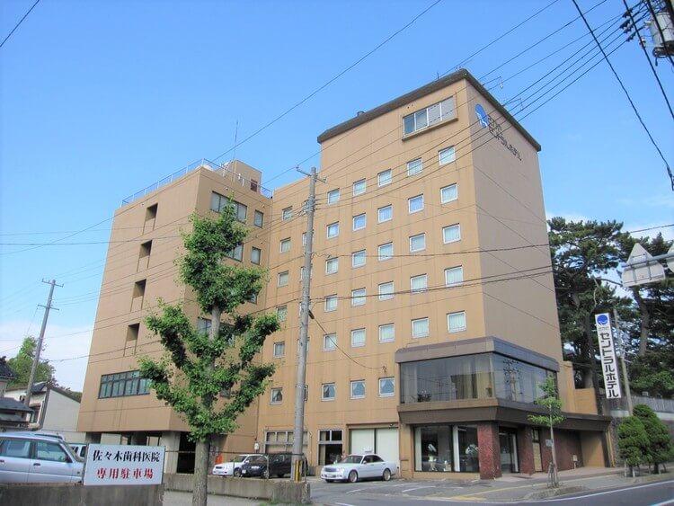 さかたセントラルホテル 写真