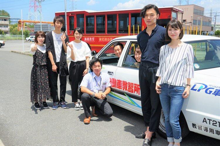 千葉マリーナ・ドライビングスクール(五井自動車教習所)の写真