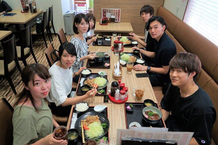千葉マリーナ・ドライビングスクール(五井自動車教習所)食事がおいしい教習所特集用写真