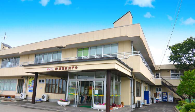 栃木:カーアカデミー那須高原 那須高原ホテル