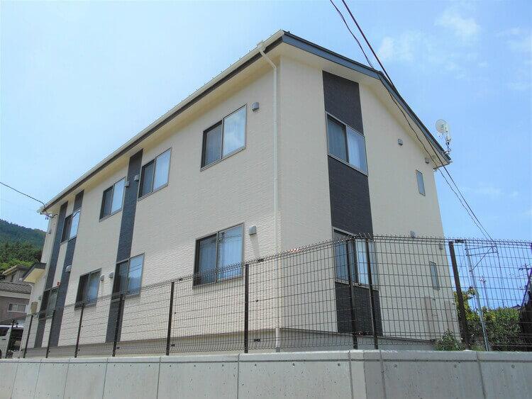 新田村寮(男性宿舎) 写真