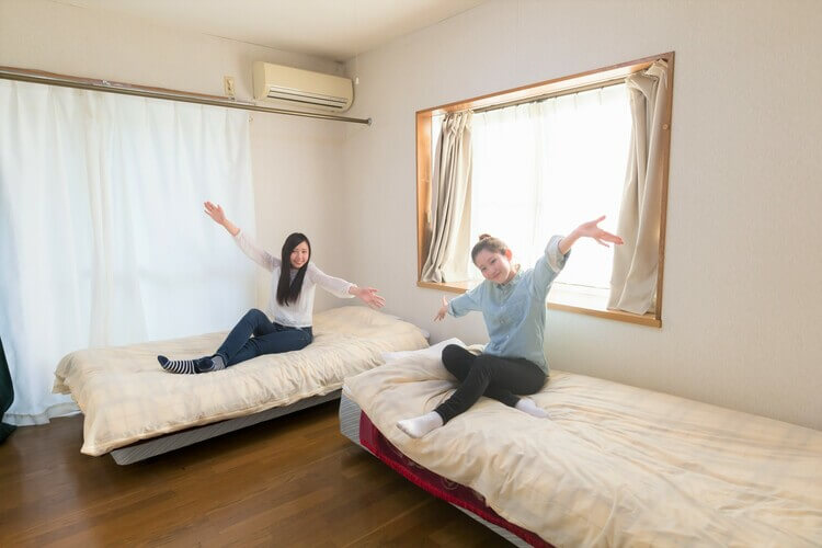 山田ハイツ(女性宿舎) メイン写真