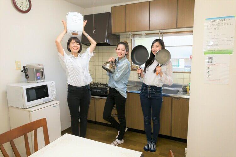山田ハイツ(女性宿舎) サブ写真