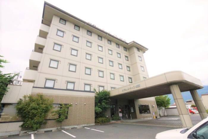 ホテルルートイン飯田 写真