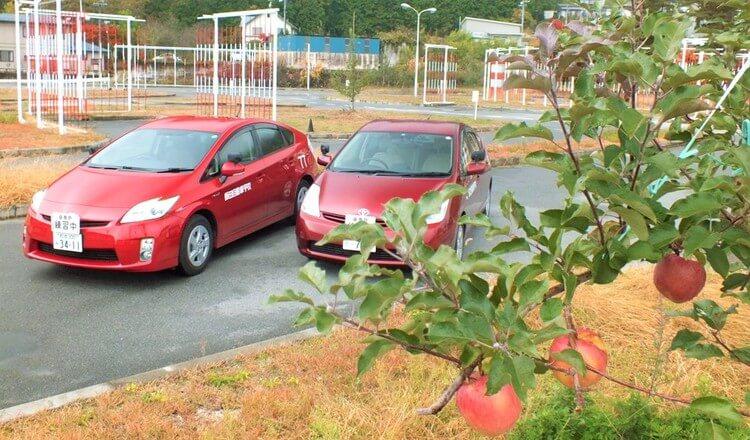 飯田自動車学校の写真