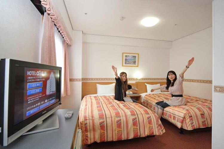 ホテルa-1新潟 その他写真1