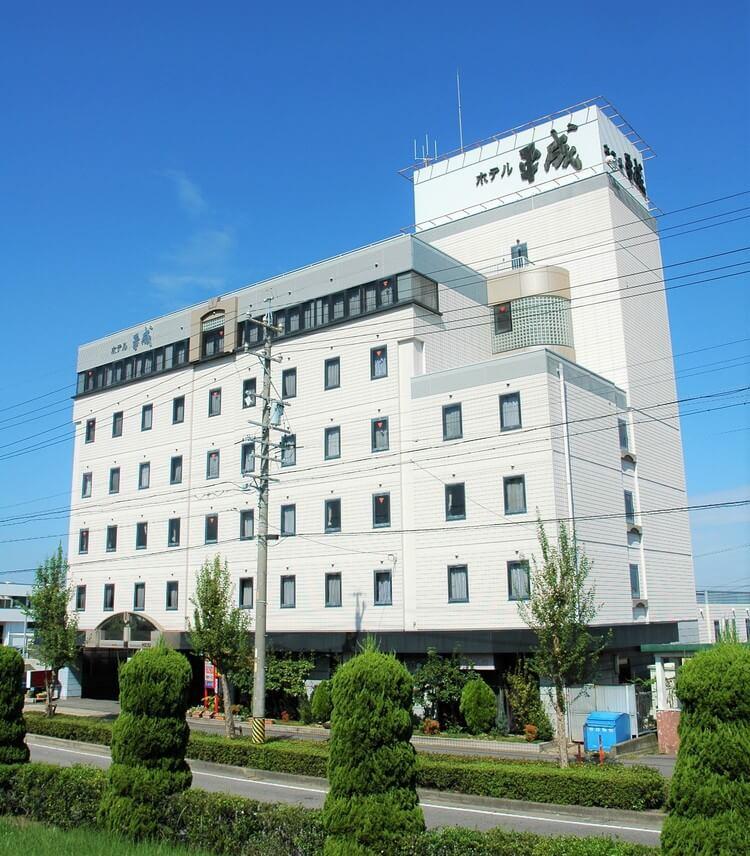 ホテル平成 写真