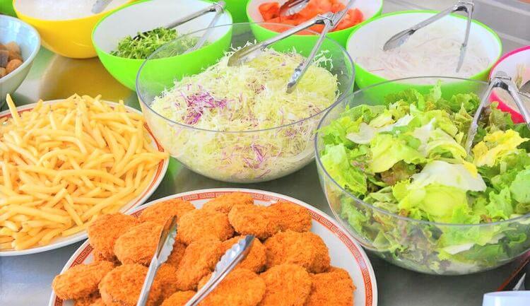 宇都宮 岡本台自動車学校食事がおいしい教習所特集用写真