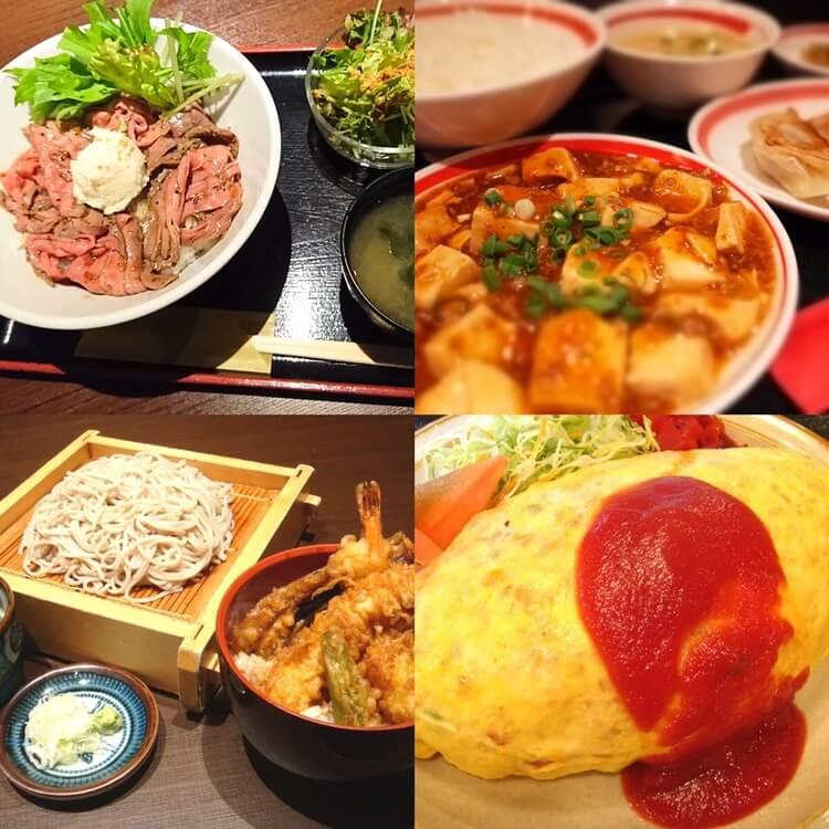 新潟中央自動車学校食事がおいしい教習所特集用写真
