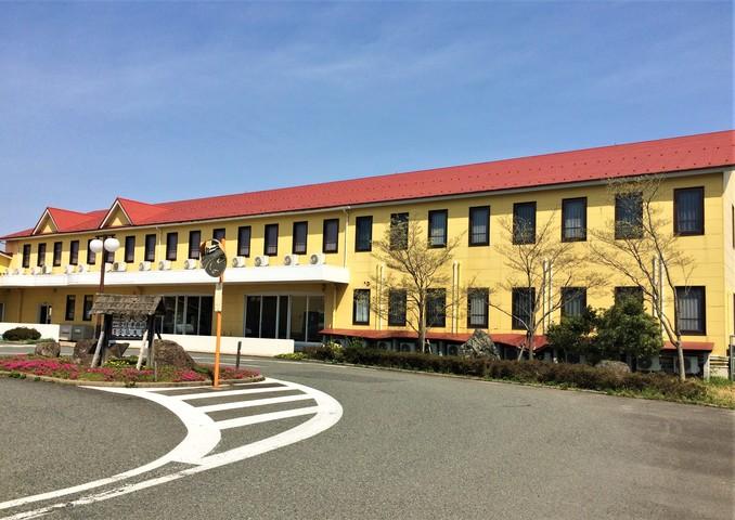 校内宿舎 写真