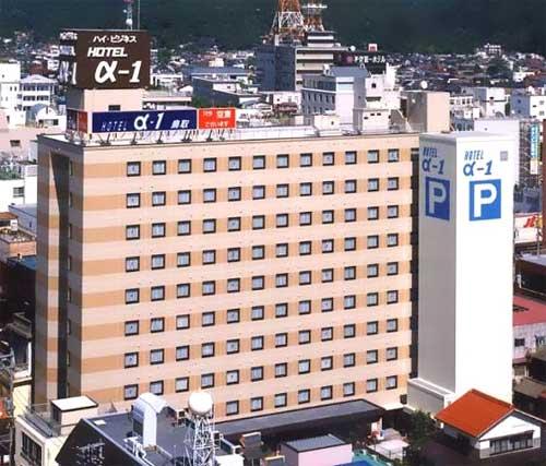 ホテルα-1 写真