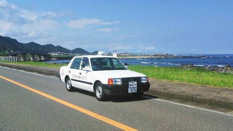 千倉自動車教習所の教習の様子
