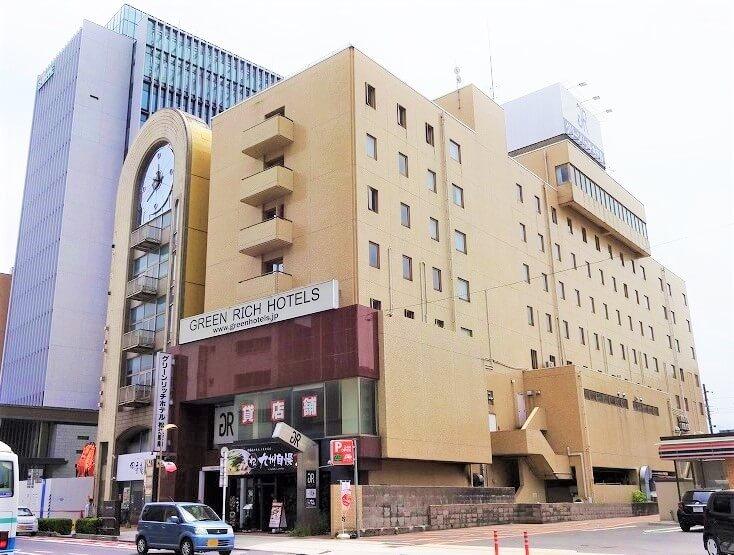 グリーンリッチホテル松江駅前 写真