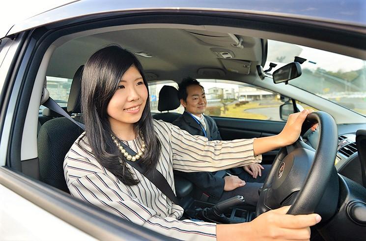 島根・安来自動車教習所の写真