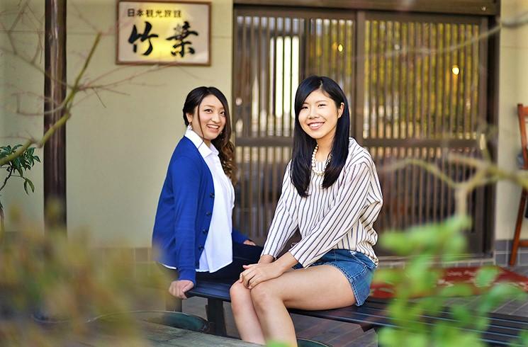 島根・安来自動車教習所温泉に入れる教習所特集用写真