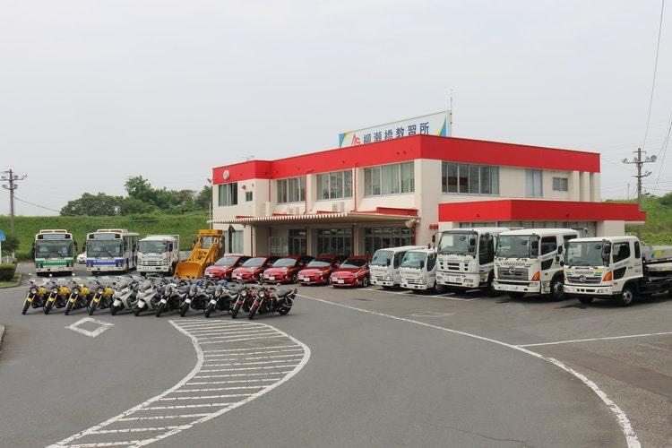 柳瀬橋自動車教習所の写真