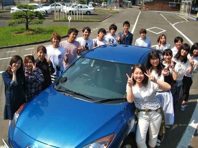 水俣自動車学校の写真