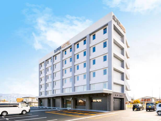 スーパーホテル長野 飯田インター 写真